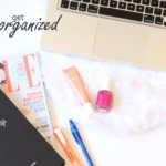 5 Tips to Stay Organized