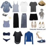 Thailand packing list - what to pack for 2 weeks in Thailand // feathersandstripes.com