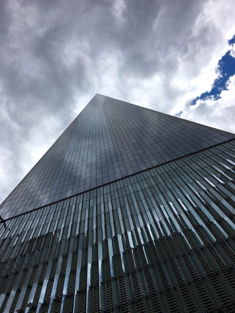 NYC World Trade Center Memorial