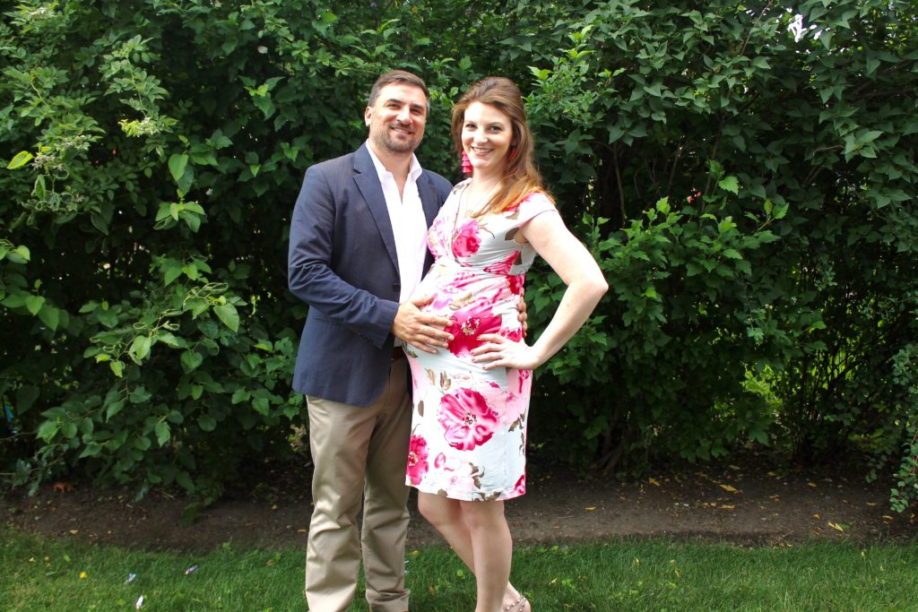 33 weeks pregnant blogger bumpdate
