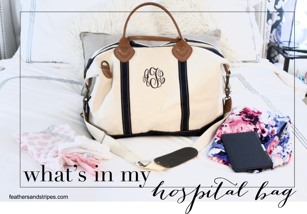 what to pack for hospital bag (first time mom)