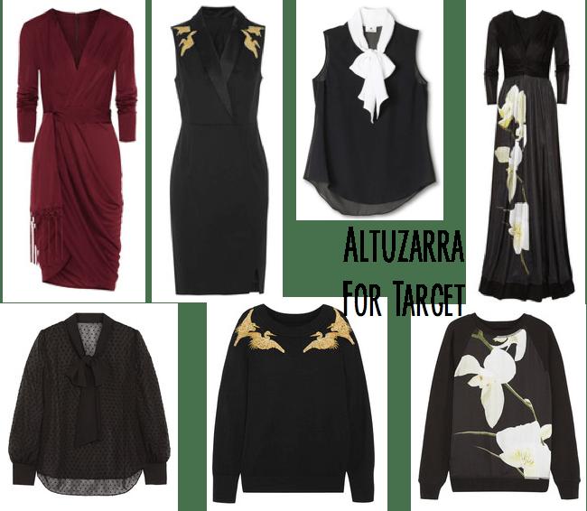Altuzarra For Target Fall 2014