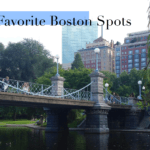 Favorite Boston Spots