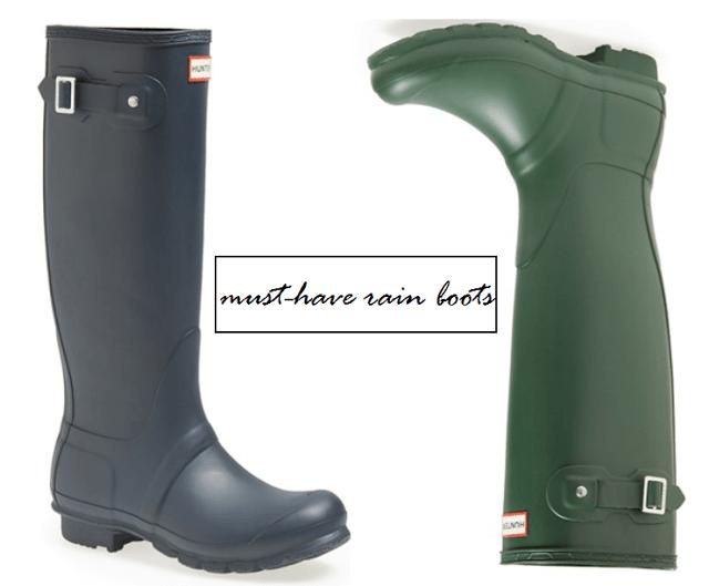 The Best Rain Boots