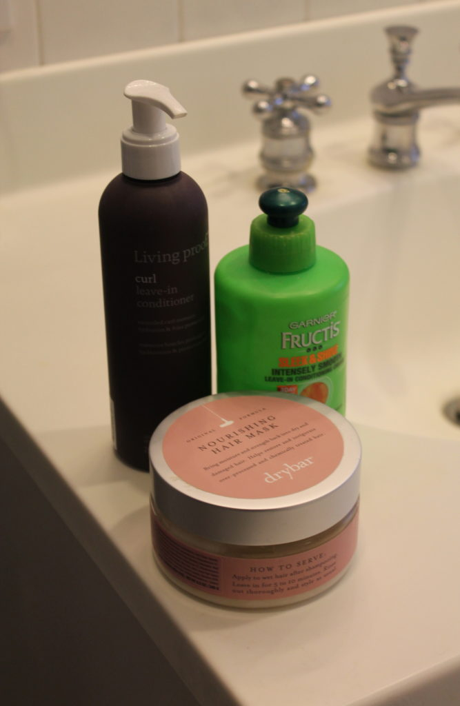 leave-in conditioners for fine curly hair