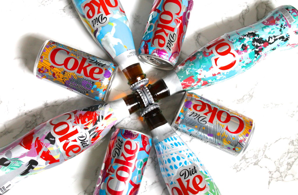 "Diet Coke ""It's Mine"""