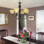 Redoing the Dining Room