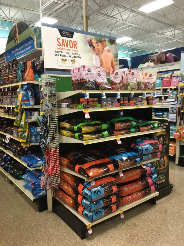 Purina Pro Plan Shredded Dog Food at PetSmart