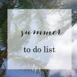 Revised Summer List