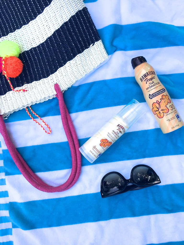 Hawaiian Tropic Summer - sun care
