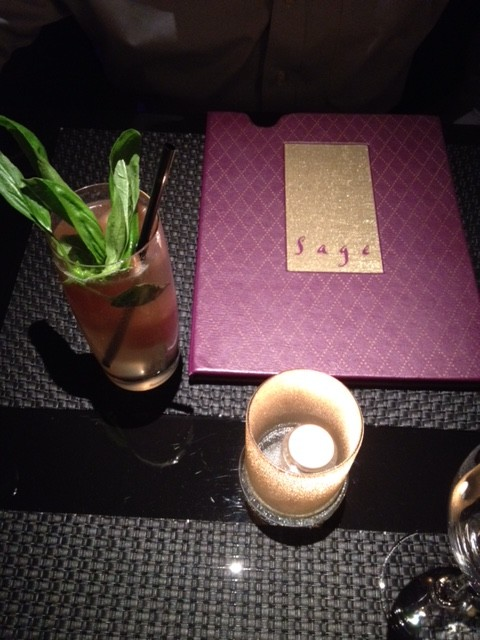 Sage at Aria featured by top Boston travel blog, Feathers and Stripes