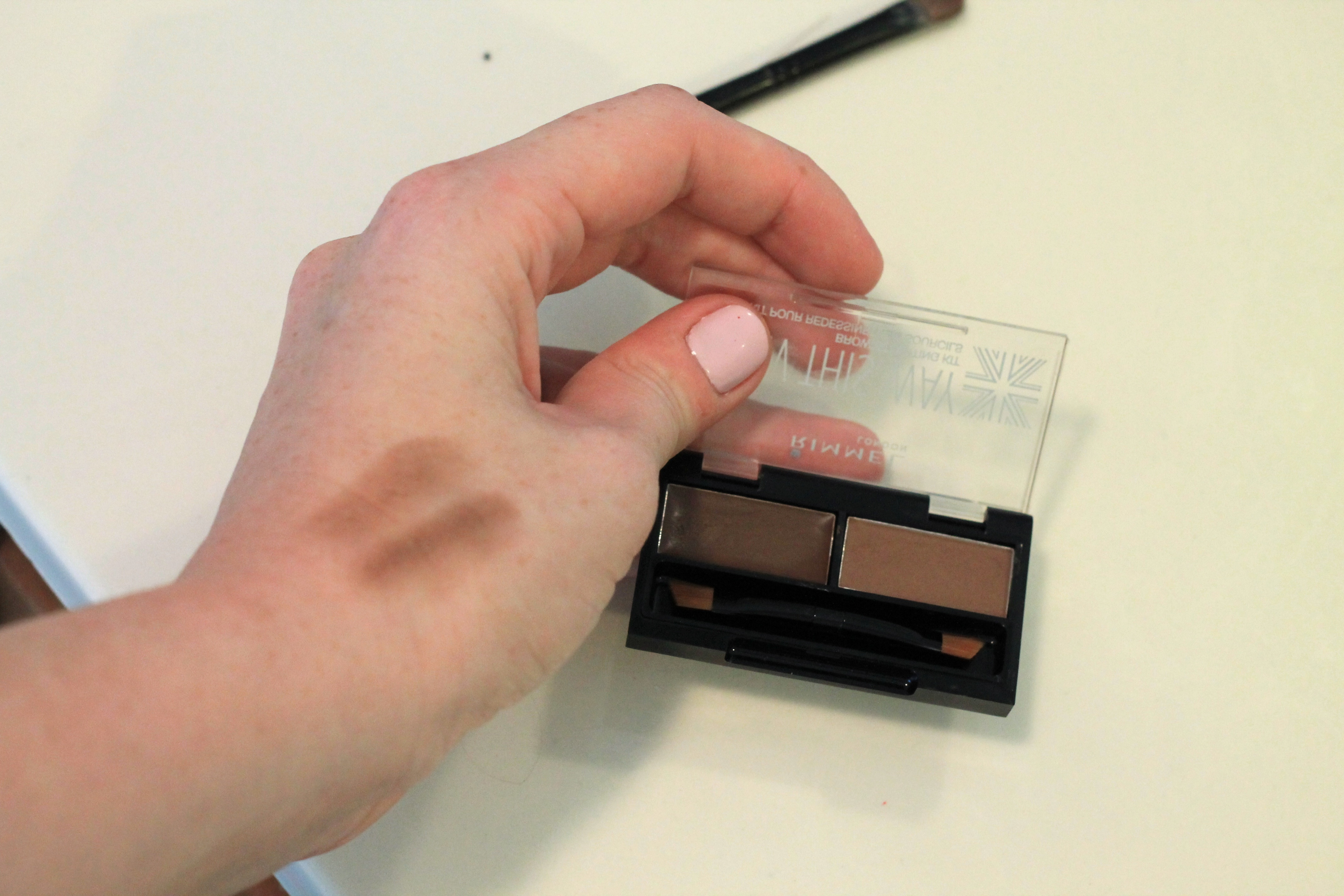 Rimmel London eyebrow powder