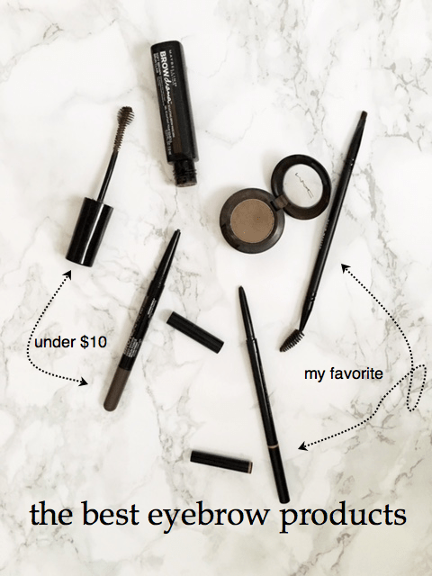 Eyebrow Beauty Products