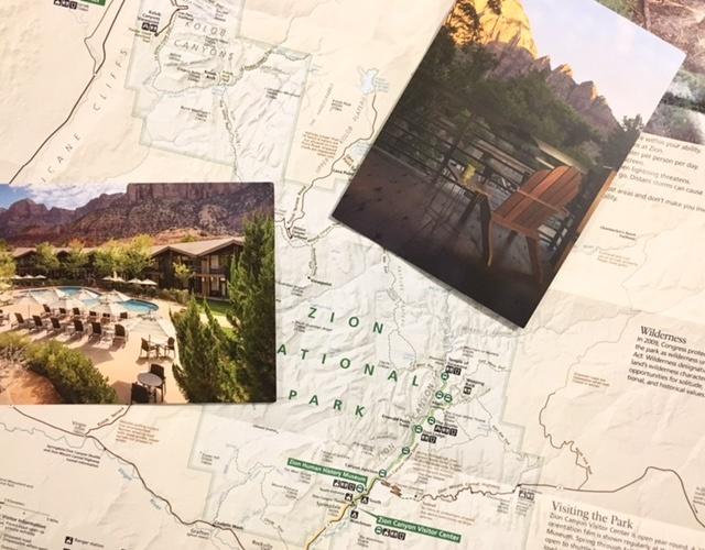Desert Pearl Inn Springdale Utah featured by top Boston travel blog, Feathers & Stripes