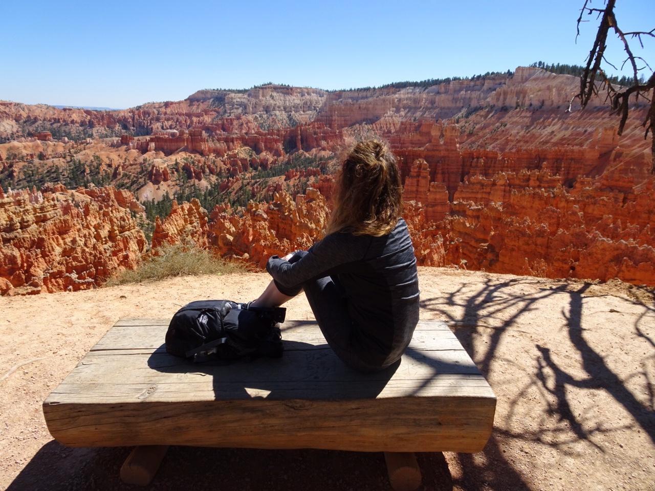 hiking Bryce Canyon // feathersandstripes.com