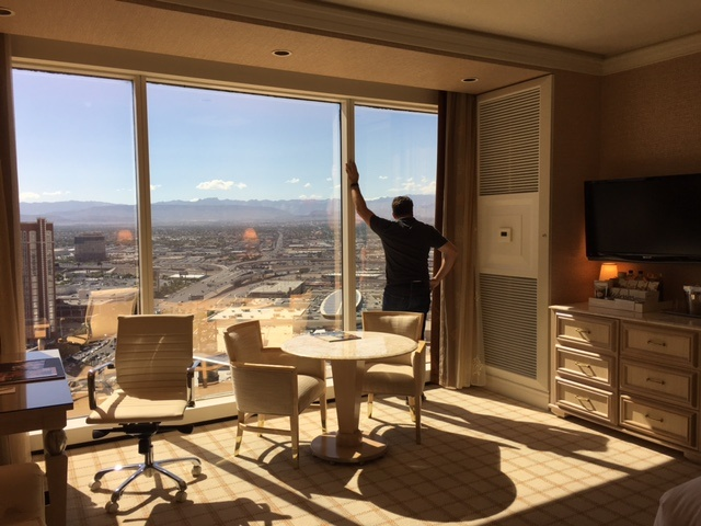 Wynn Las Vegas featured by top Boston travel blog, Feathers and Stripes