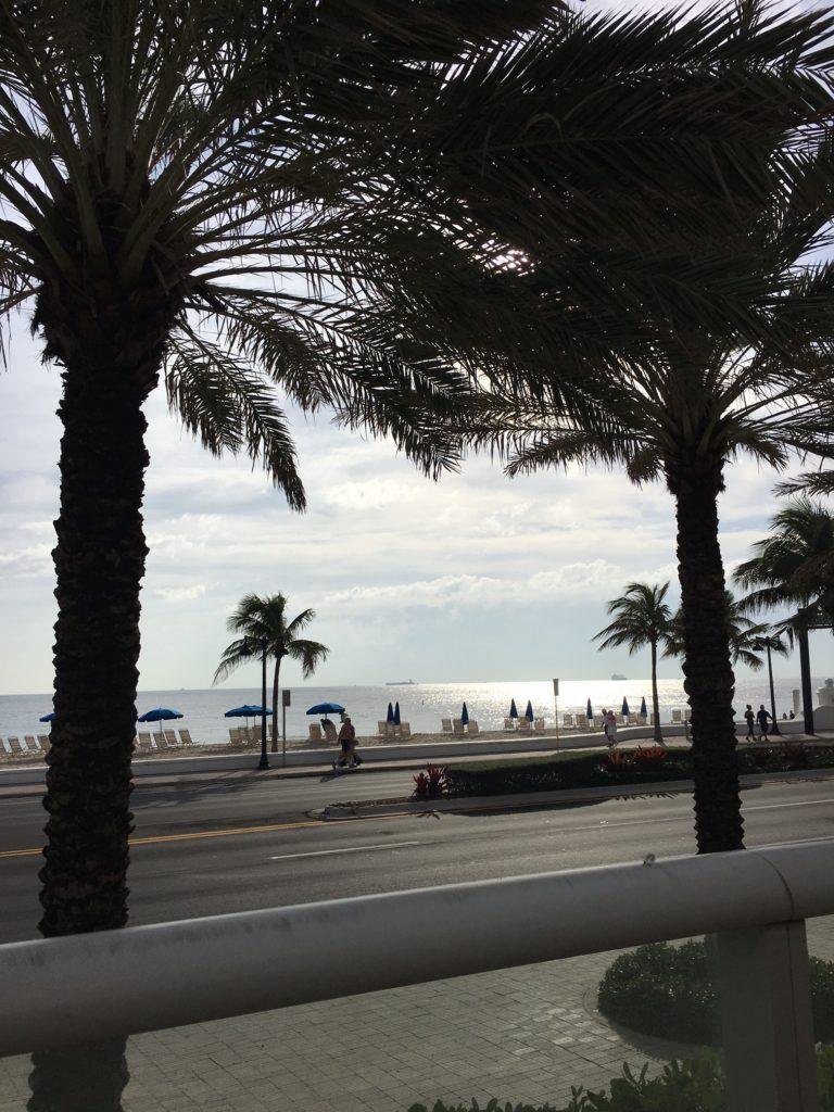 W Hotel Fort Lauderdale beach