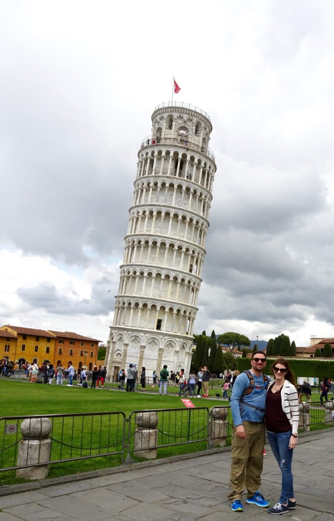 Pisa day trip from 10 day Tuscany itinerary and where to go when planning a trip to Italy
