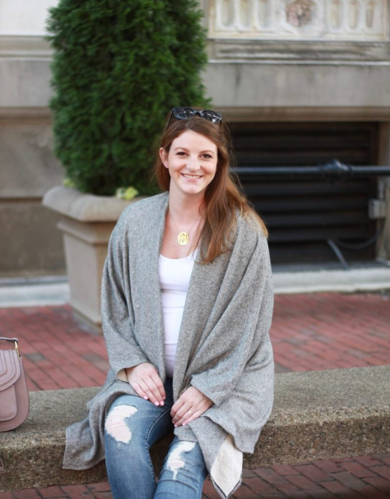 Sweater Weather and a Giveaway