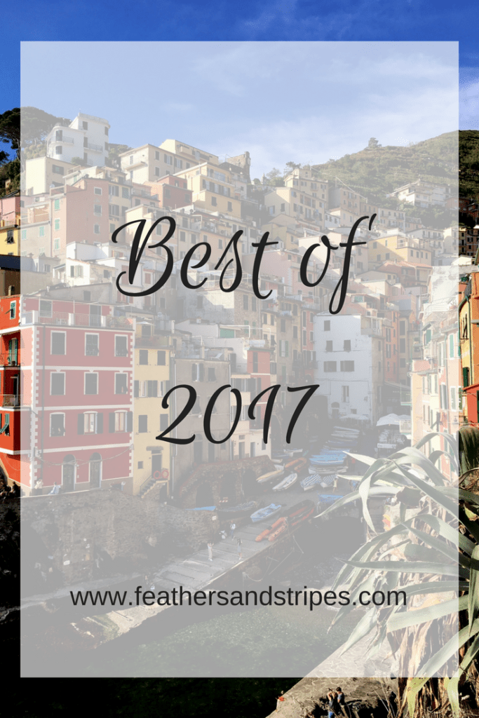 best of 2017 on feathersandstripes.com