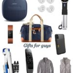 Gift Guide: Best Gifts for Guys