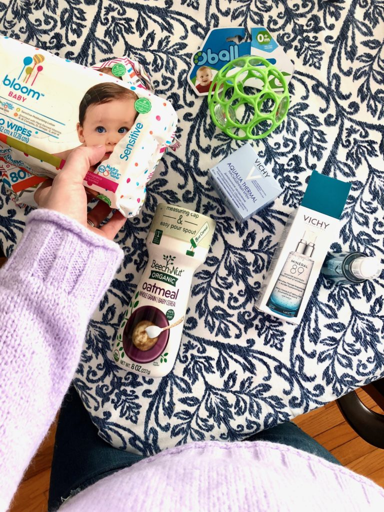 New mom must haves (4 month old)