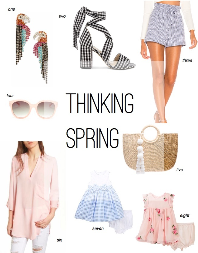 Spring must-haves, Spring 2018 trends