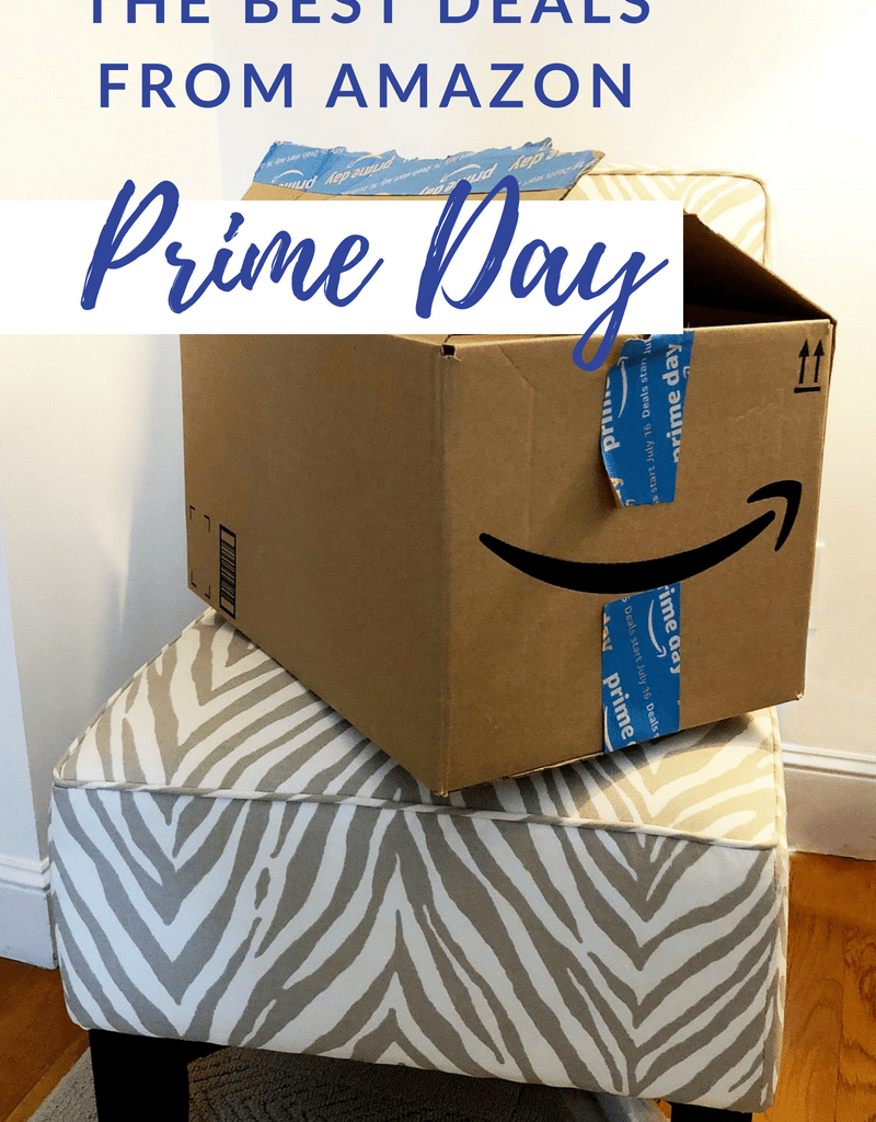 7 Things I'm Buying on Amazon Prime Day
