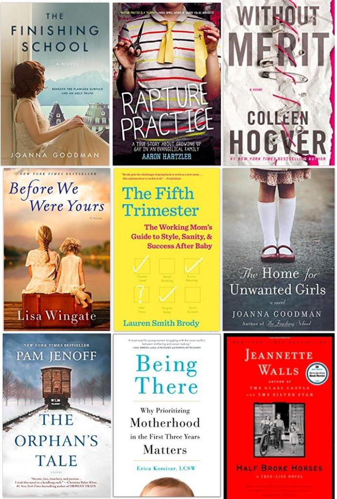 9 books to read