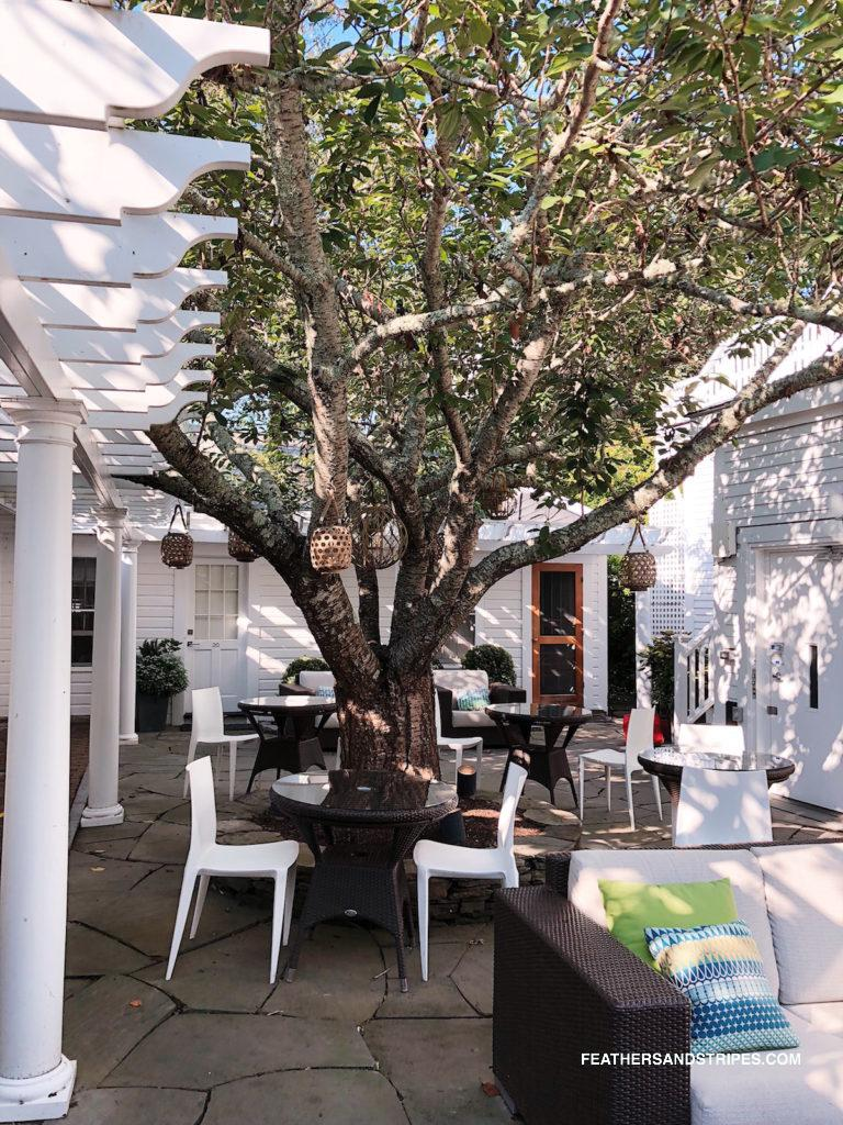 76 Main Nantucket boutique hotel, fall getaway to Nantucket | #Nantucket | #travelblogger | feathersandstripes.com | Nantucket in the Fall: the Ultimate Travel Guide featured by top Boston travel blog Feathers and Stripes