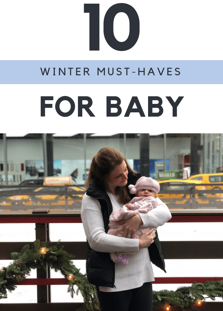 10 Winter Items You Need to Keep Baby Warm