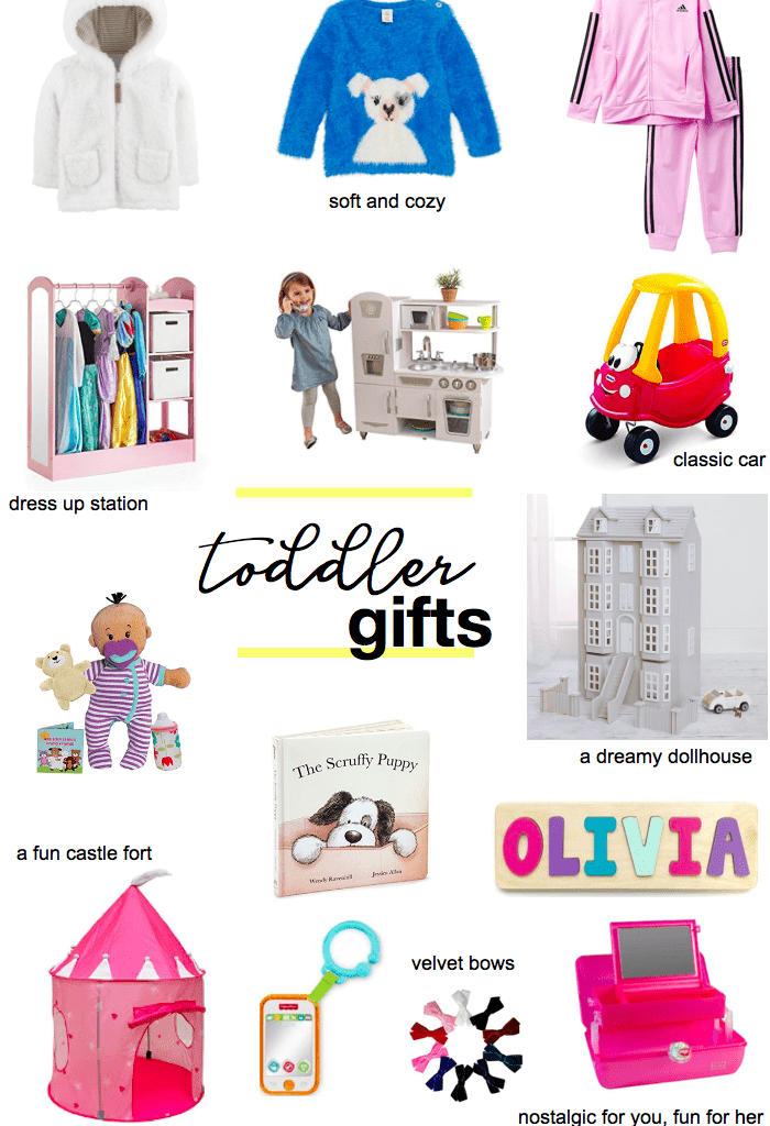 Gift Guide: Best Gifts for Toddler Girls