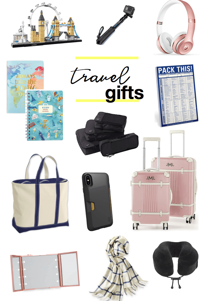 Gift Guide: Travel Gifts
