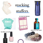 Gift Guide: Stocking Stuffers + Gifts Under $25