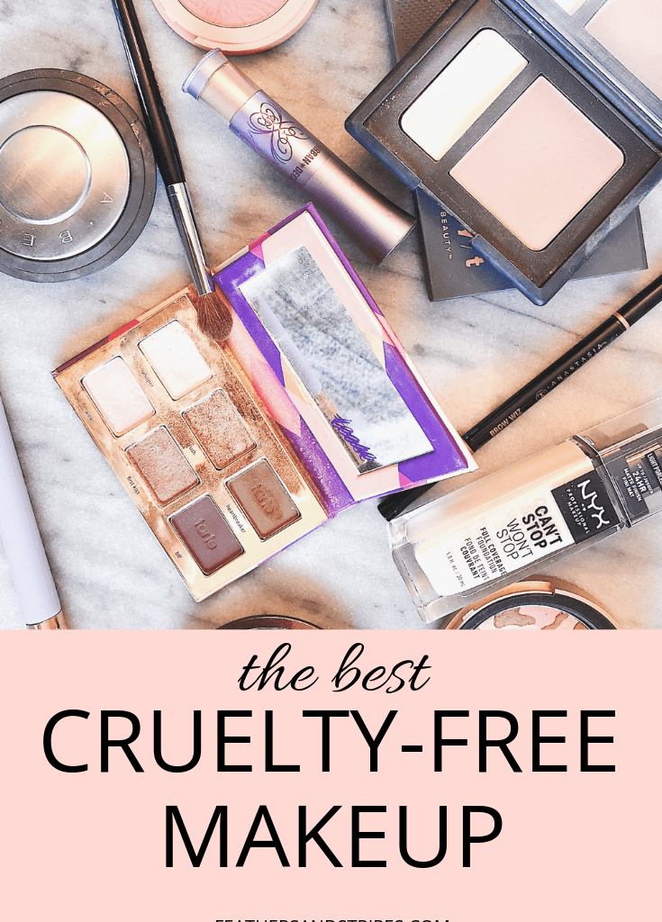 My 2019 Commitment to Cruelty-Free Makeup + The Best Cruelty-Free Beauty Brands