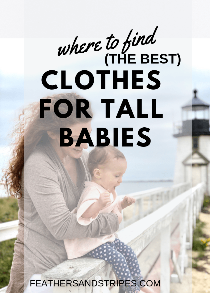 Best Baby Clothing Brands for Tall Babies