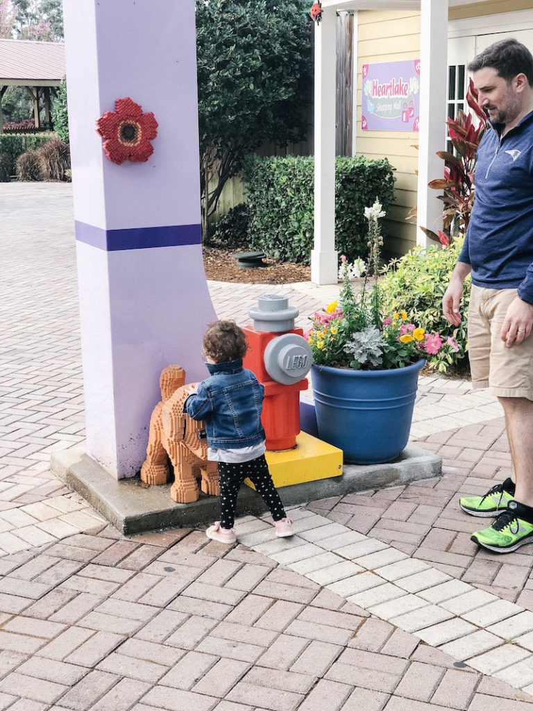 LEGOLAND Florida review - a day trip with a toddler! How to get there, what rides your toddler will love, and other details you need to know before you go.