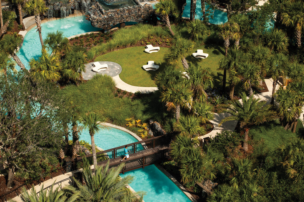Lazy River at Four Seasons Orlando (photography provided by Four Seasons Orlando)
