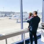 Flying with A Toddler: Tips, Tricks, + the Mistake We Made