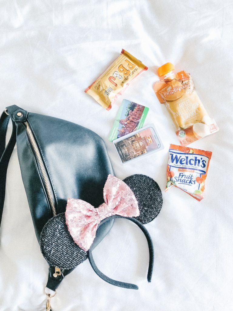 Visiting Disney World with a Toddler: Tips, Tricks, and Our Mantra for the trip from mom- and travel-blogger Alyssa (feathersandstripes.com)