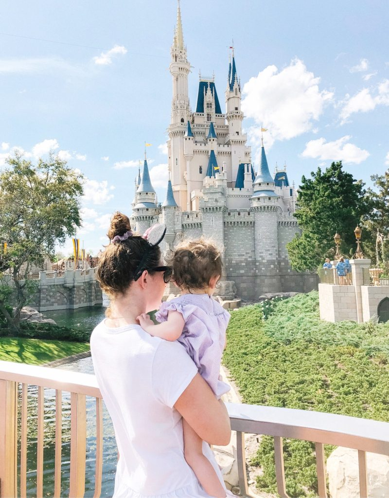 How to Do Disney World with a Toddler
