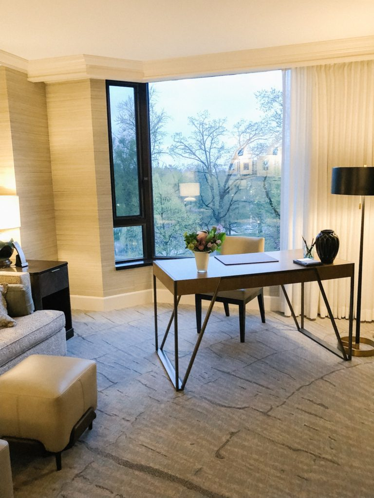 Four Seasons Boston suites tour