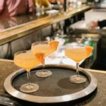 Cocktails at Four Seasons Boston