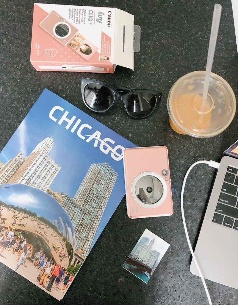 Travel + Instant Print Photos