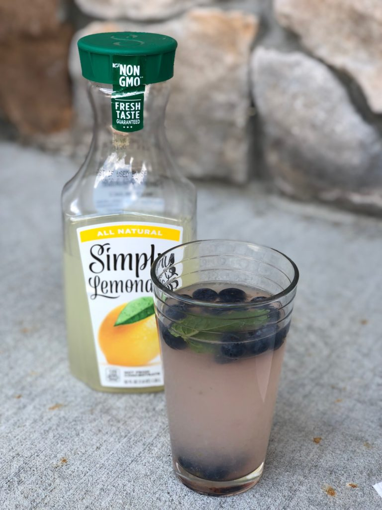 an easy summer drink for all ages