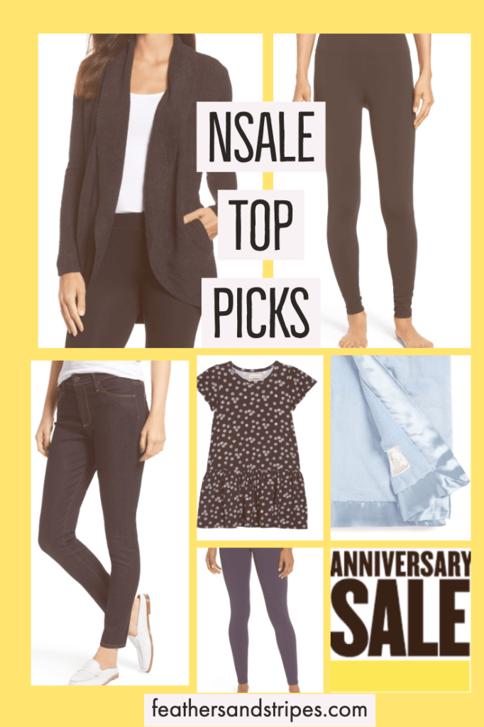 top items from the Nordstrom Sale 2019 (NSale)