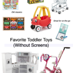 Favorite Non-Electronic Toddler Toys
