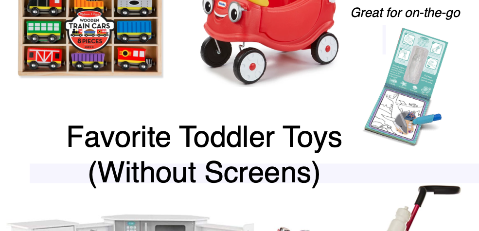 Favorite Toddler Toys (for 2 Year Olds)