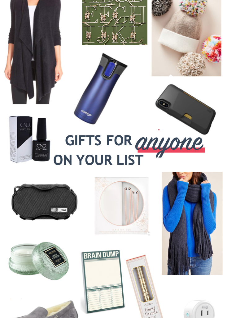 Gifts for Anyone: Your Parents, Mother-in-Law, Coworkers, + More