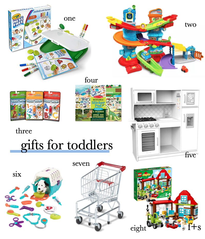The Best Toddler Gifts
